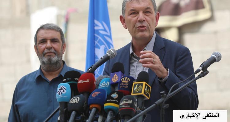 """""""أونروا"""" تبدأ بإصلاح 1200 منزل متضرر من العدوان الأخير على غزة"""