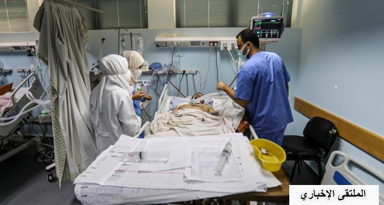 8 وفيات و579 إصابة جديدة بكورونا في غزة